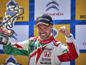 2015 WTCC Moscow - Russia