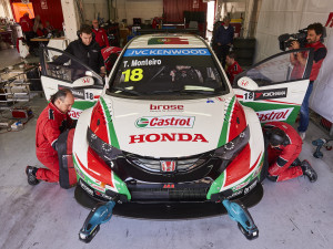 Tests del WTCC en Catalunya