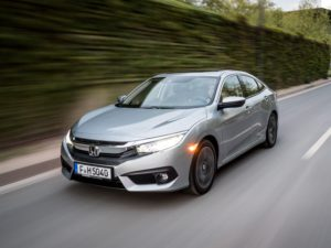 El Honda Civic sigue batiendo récords, esta vez en el Ecomotion Tour