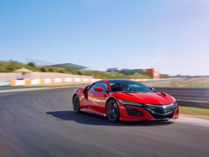"Honda NSX, ""Best New Engine"""