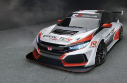 Honda, JAS Motorsport, Honda Civic Type R TCR 2018, Honda Civic Type R