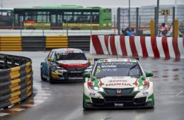 Honda, WTCC, Castrol Honda World Touring Car Team, Ryo Michigami, Norbert Michelisz, Esteban Guerrieri