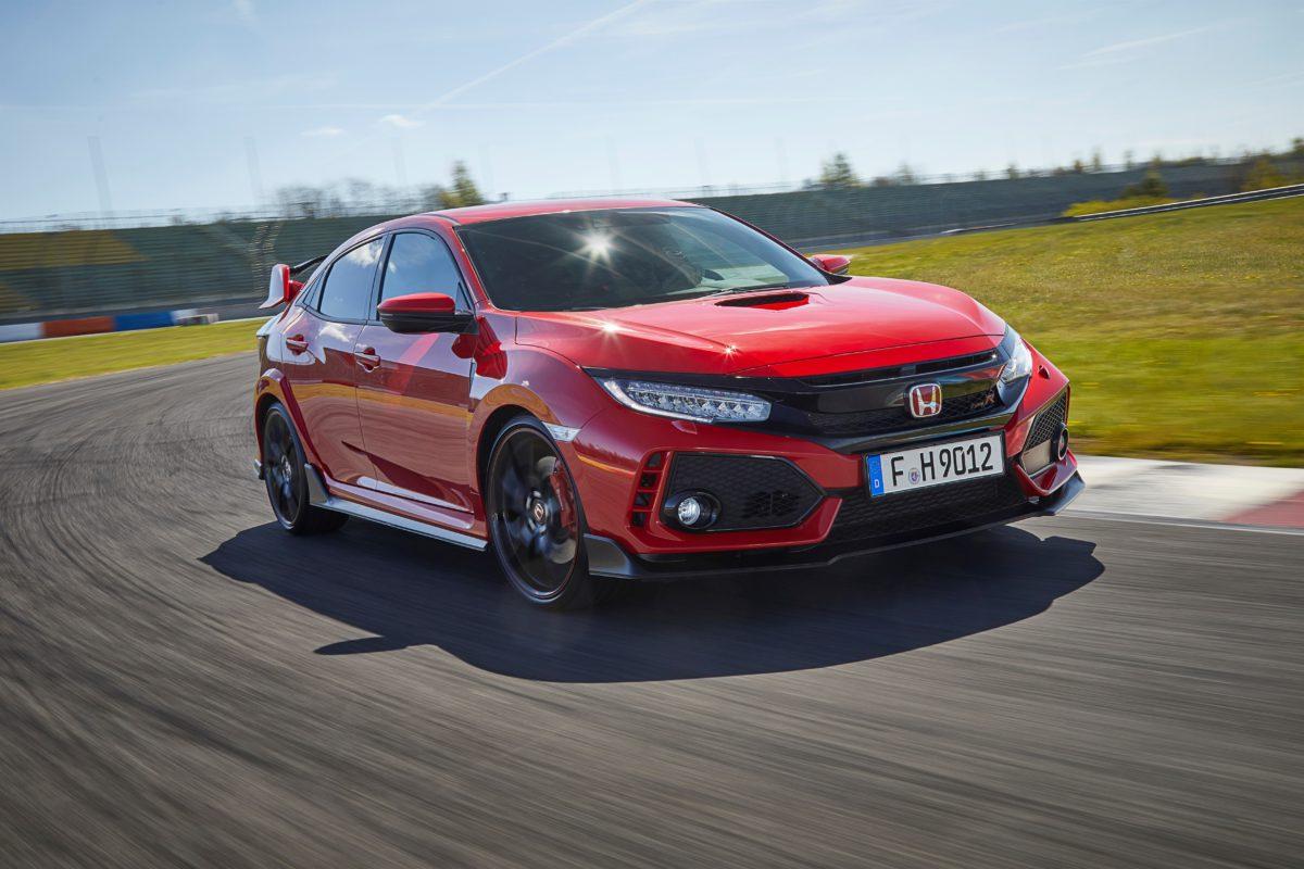 El Honda Civic Type R no deja de sorprendernos… ¡coche del año por la revista BBC TopGear!