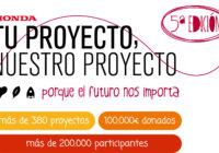 """5ª edición de """"Tu Proyecto, Nuestro Proyecto"""""""