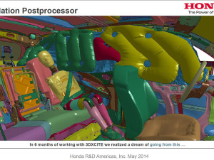 Honda Leads Industry-First Development of Visualization Technolo