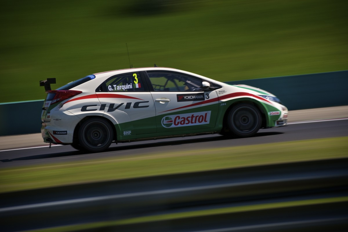 Honda Civic WTCC, suma y sigue
