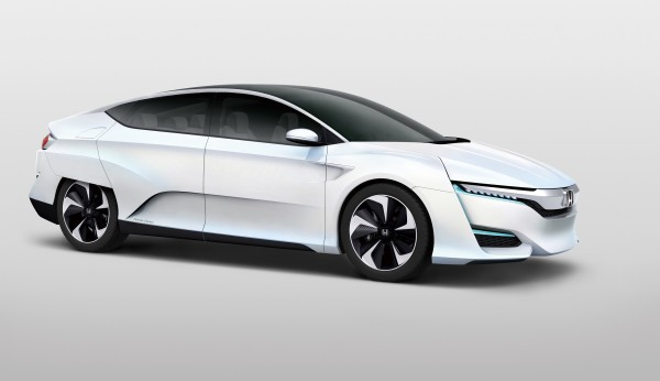 El nuevo Honda FCV Concept, nueva pila de combustible y cero emisiones