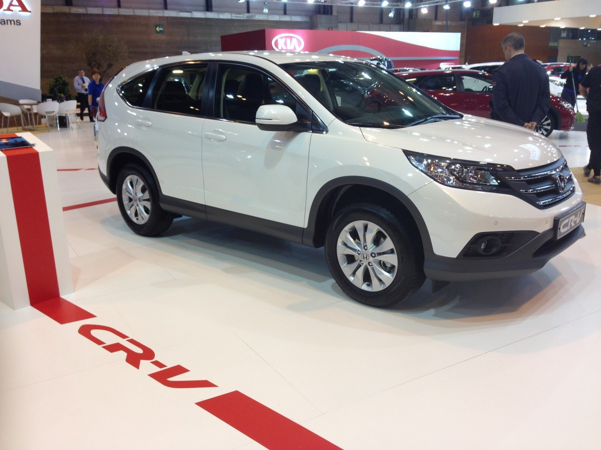 Honda CR-V, éxito global