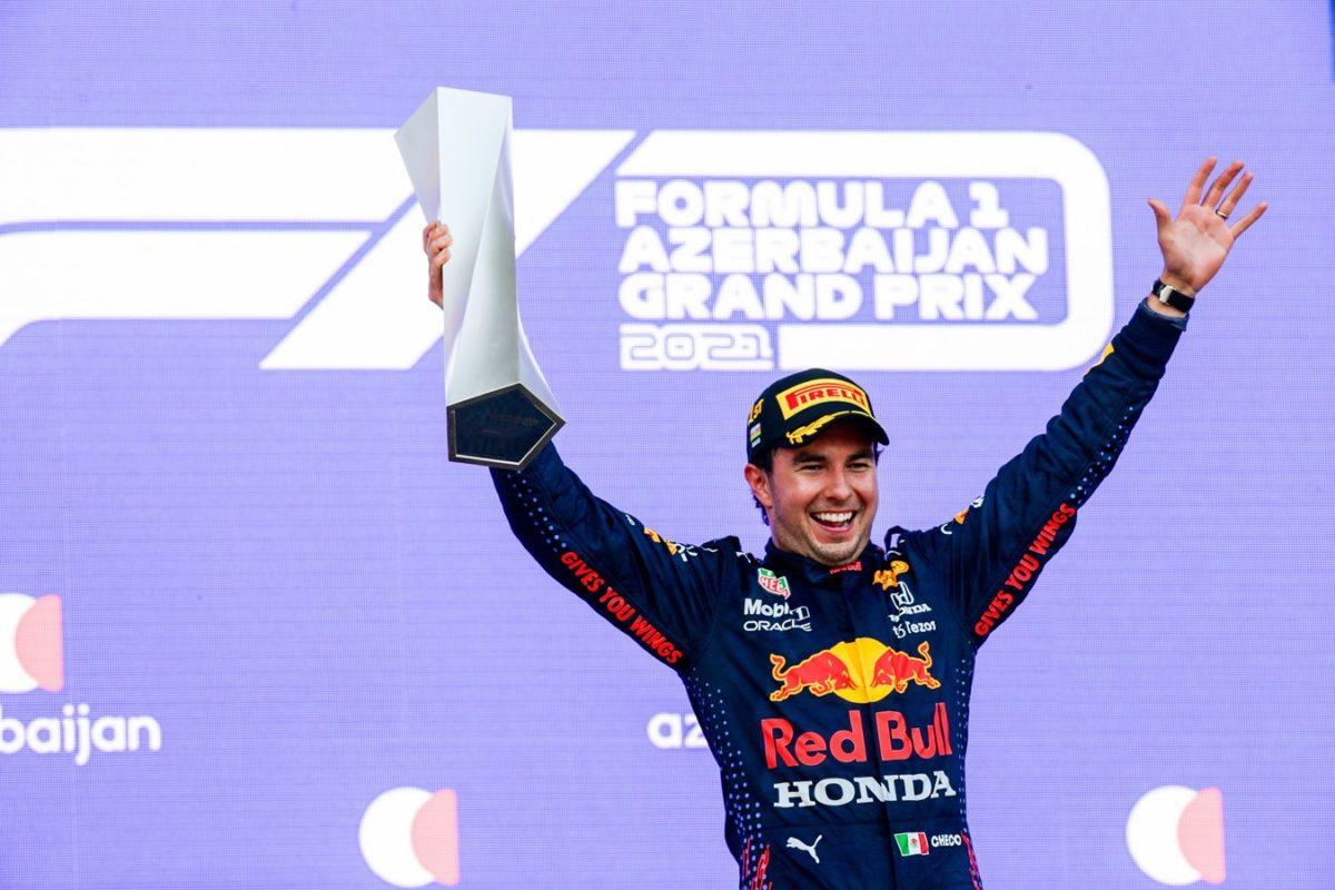 Checo gana el GP de F1 en Azerbaiyán y Monteiro la primera carrera del WTCR; frustración en MotoGP