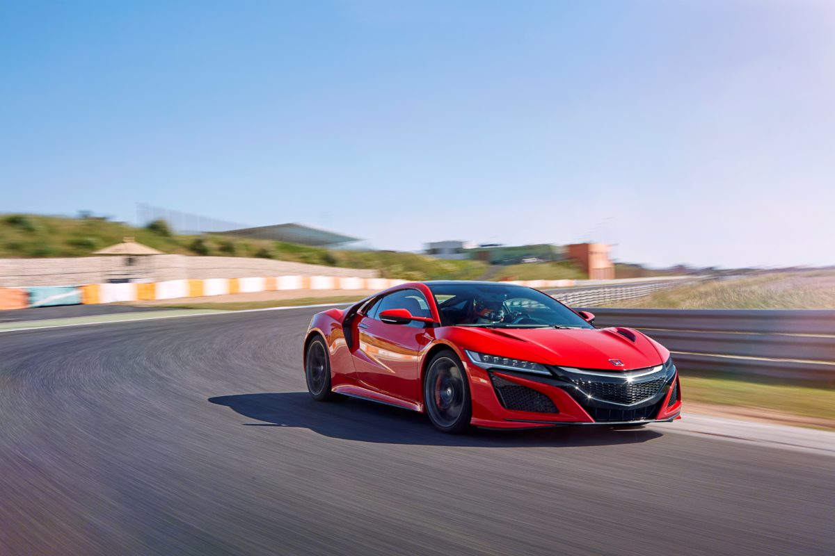"Honda NSX: ""Best New Engine"" de 2017"