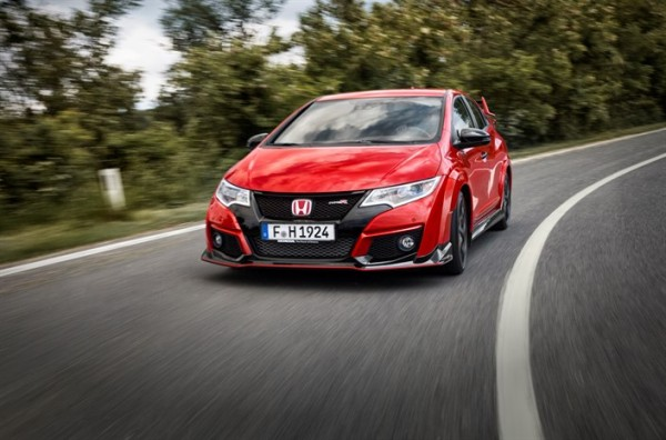 """Civic Type R, """"Red H"""""""