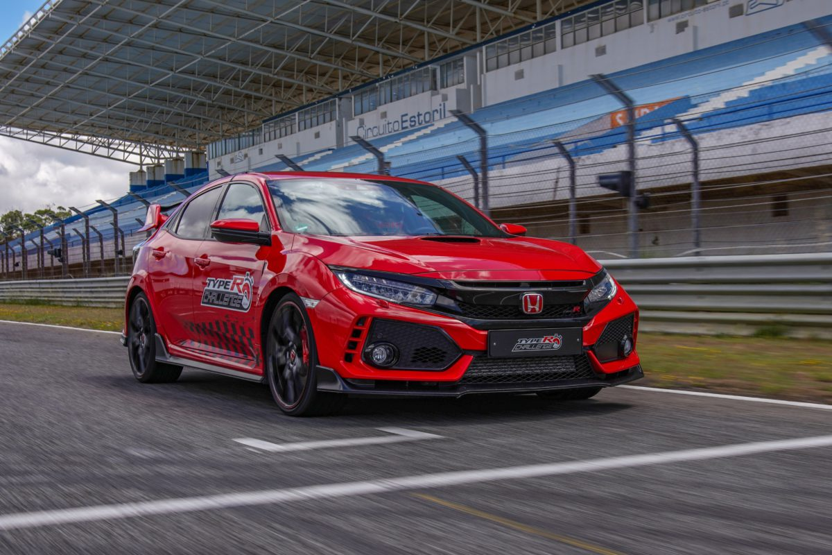 Type R Challenge 2018: el Civic Type R y Tiago Monteiro baten nuevo récord en Estoril