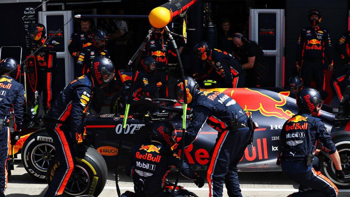 El pitstop más rápido de la F1: la escudería Red Bull vuelve a hacer historia